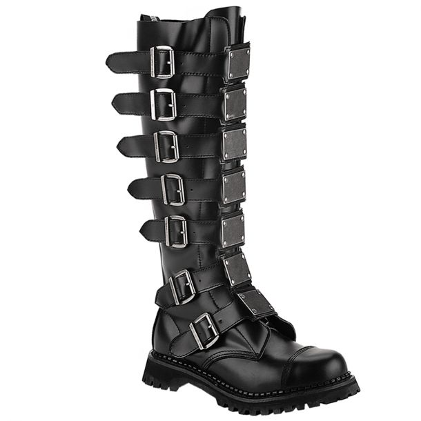 Gothic Stiefel REAPER-30