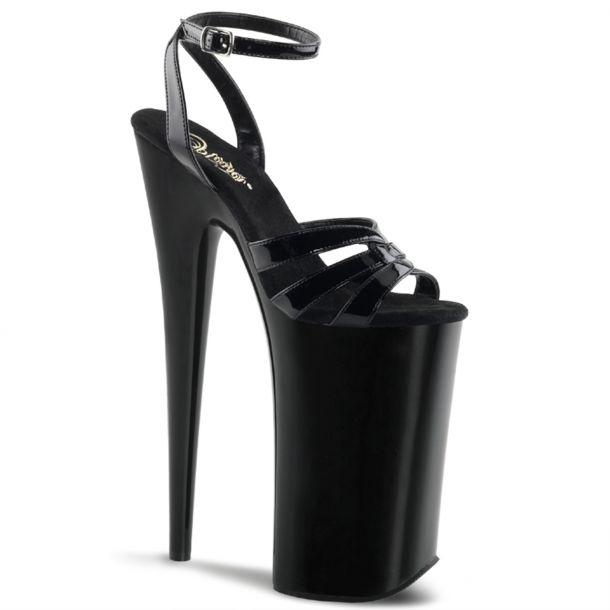 Extrem Heels BEYOND-012 - Schwarz