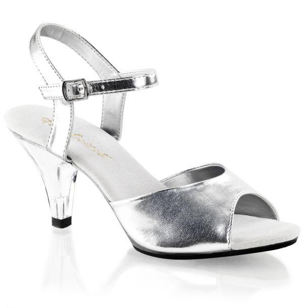 Sandalette BELLE-309 - Silber metallic