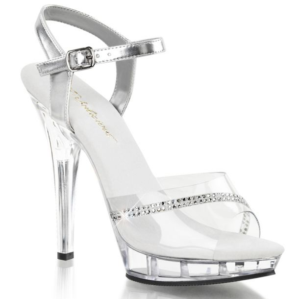 Sandalette LIP-108R - Klar/Klar*