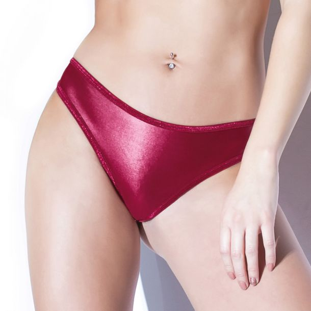Matter Wetlook String - Merlot*