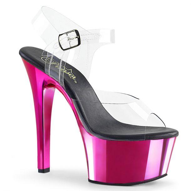 Plateau Sandalette ASPIRE-608 - Hot Pink