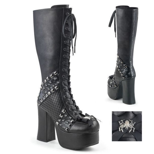 Gothic Plateaustiefel CHARADE-150