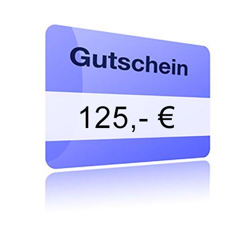 Crazy-Heels Gutschein zum drucken - 125,- Euro
