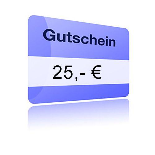Crazy-Heels Gutschein zum drucken - 25,- Euro
