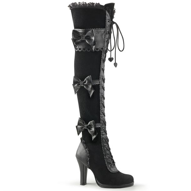 Lolita Gothic Stiefel GLAM-300