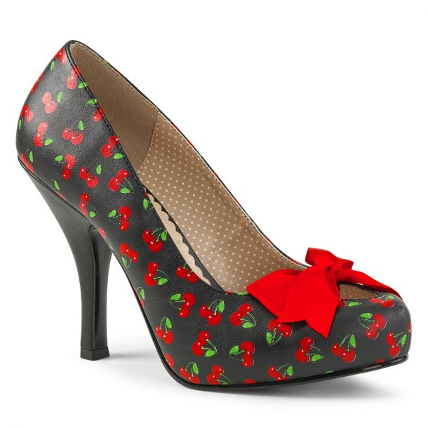 Pumps PINUP-05 - Kirsche*