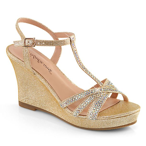 Wedges SILVIE-20 - Champagner