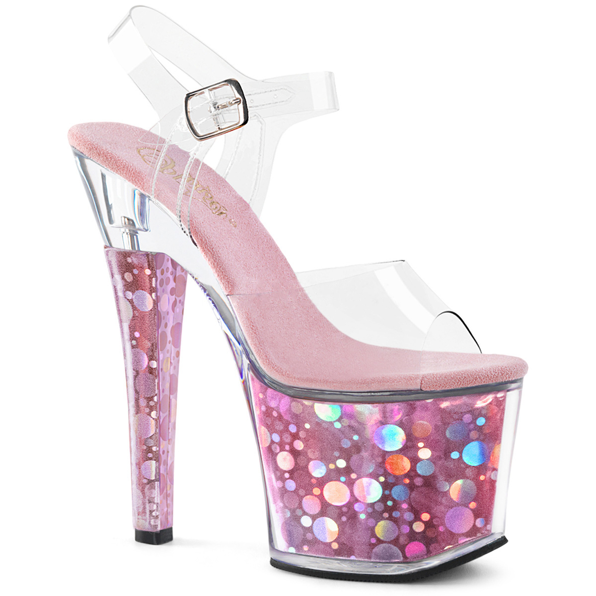 Sandalette Radiant Plateau Baby Pink 708bhg CdeWrxBoQ
