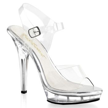 Sandalette LIP-108 : Klar/Klar*