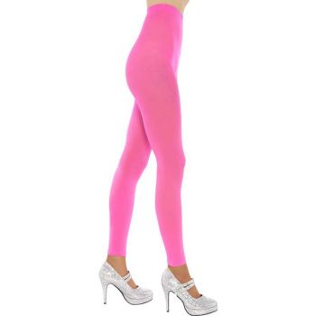 Leggings - Neon Pink*