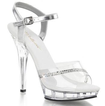 Sandalette LIP-108R - Klar/Klar