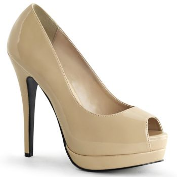 Plateau Pumps BELLA-12 - Creme