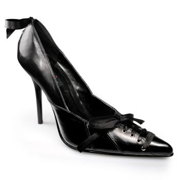 Stiletto Pumps MILAN-07 - Schwarz