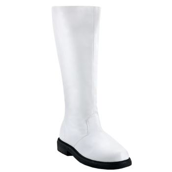 Herren Stiefel CAPTAIN-100 - Weiß