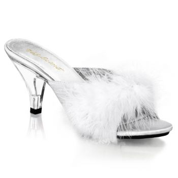 Marabu Pantolette BELLE-301F - Weiß
