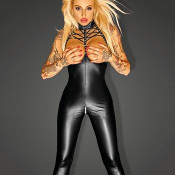 Brustfreies Catsuit SWAGGER