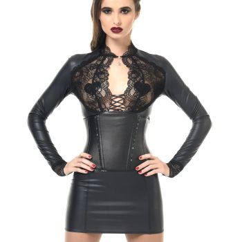 Wetlook Mini Kleid ELISA