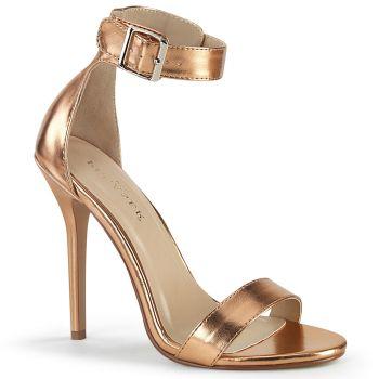 Sandalette AMUSE-10 - Rose Gold Metallic