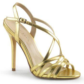 Sandalette AMUSE-13 - Gold