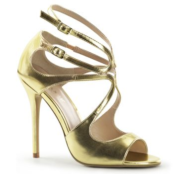 Sandalette AMUSE-15 - Gold Metallic