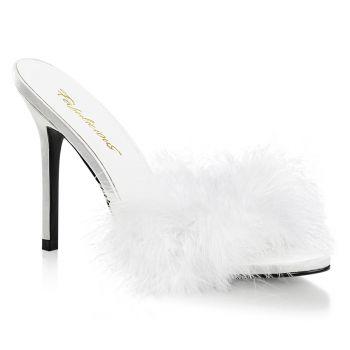 Marabu Pantolette CLASSIQUE-01F - Weiß