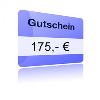 Crazy-Heels Gutschein zum drucken - 175,- Euro