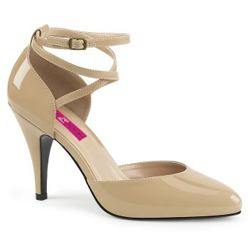 Pumps DREAM-408 - Lack Creme