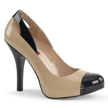 Spectator Pumps EVE-07 - Creme