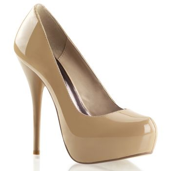Plateau Pumps GORGEOUS-20 - Lack Blush*