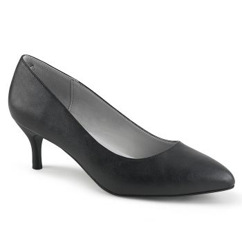 Pumps KITTEN-01 - PU Schwarz
