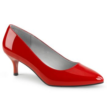 Pumps KITTEN-01 - Lack Rot
