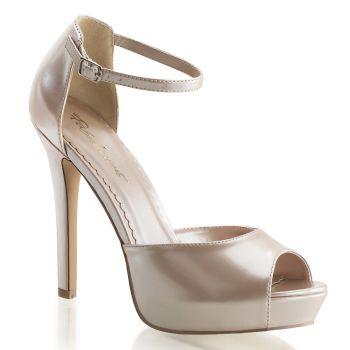 Sandalette LUMINA-45 - Champagner*