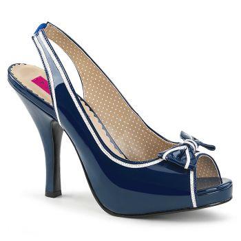 Peeptoes PINUP-10 - Blau