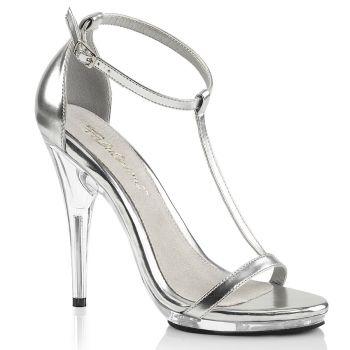 Sandalette POISE-526 - Silber