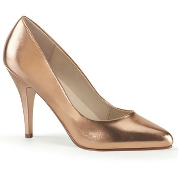 Pumps VANITY-420 - Rose Gold Metallic