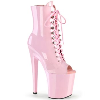 Extrem Heels XTREME-1021 - Lack Baby Pink