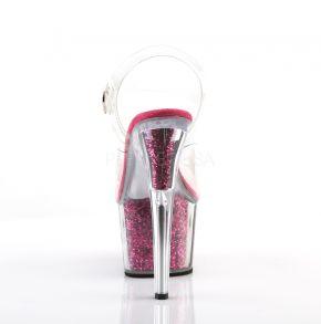 Plateau Sandalette ADORE-708G - Hot Pink