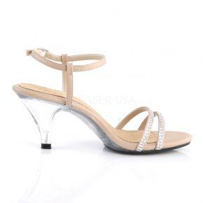 Sandalette BELLE-316 - Nude