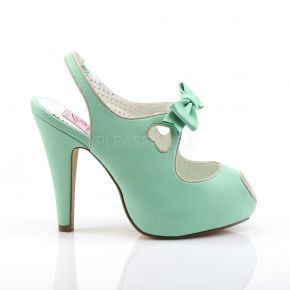 Peeptoe Slingpumps BETTIE-03 - Mint