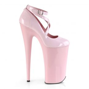 Extrem Heels BEYOND-087 - Baby Pink