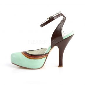 Retro Sandalette CUTIEPIE-01 - Mint