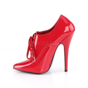 Extrem High Heels DOMINA-460 - Lack Rot