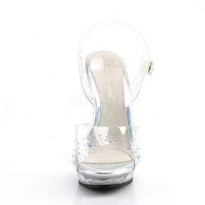 Sandalette LIP-108SD - Klar