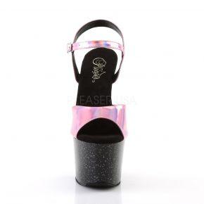 Plateau High Heels Sandalette SKY-309HG - Pink