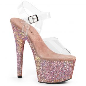 Plateau High Heels ADORE-708LG - Dusty Blush